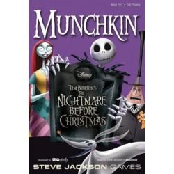 Munchkin - the nightmare before christmas
