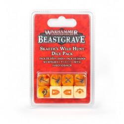 WH underworlds - skaeth's wild hunt dice pack