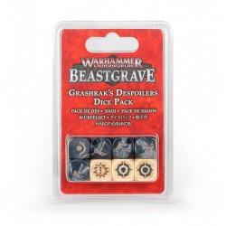 WH underworlds - grashrak's despoilers dice pack