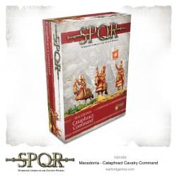 SPQR - macedonia cataphract command