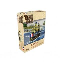 Black seas - L'Orient