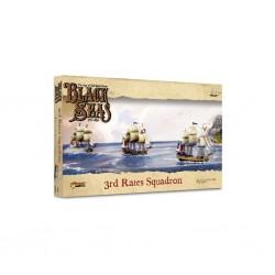 Black seas - 3rd rate squadron (1770-1830)