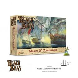 Black seas - master & commander starter set