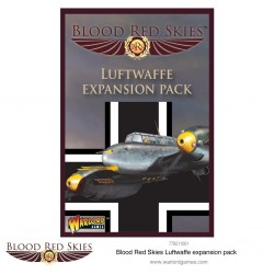 Blood red skies - luftwaffe expansion