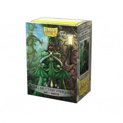Dragon shield Art - king mothar vanguard - portrait