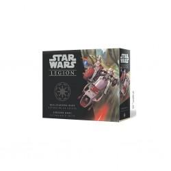 SW légion - speeder BARC