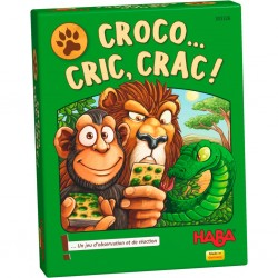 Croco... cric, crac !