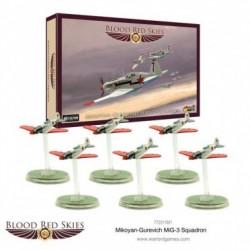 BRS - mikotan-gurevich mig-3 squadron