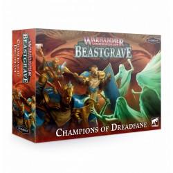 Warhammer Underworlds - beastgrave - champions de dreadfane