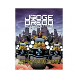 Judge Dredd & the worlds of 2000 AD Core Rulebook
