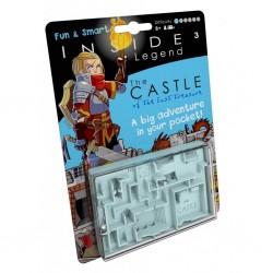 Inside legend bleu - the castle of the treasure