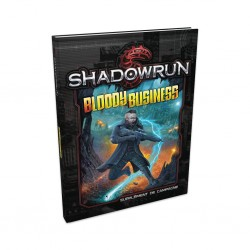 Shadowrun 5 - bloody business