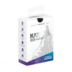 UG 100 pochettes Katana sleeves noir