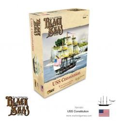 Black seas - USS constitution