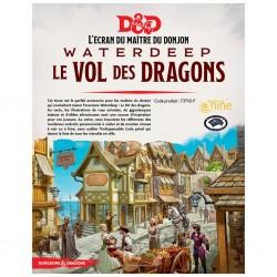 D&D 5 - ecran waterdeep le vol des dragons