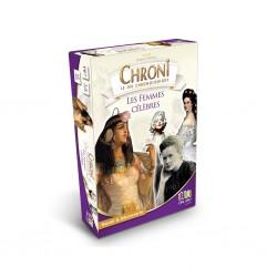 Chroni - Femmes celebres