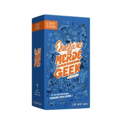 Question de merde Geek - Nvlle version