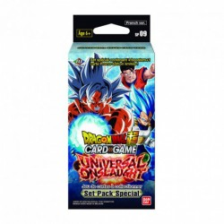 Dragon ball super JCC - SP09 - Universal Onslaught special pack