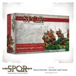 SPQR - Dacia & Sarmatia - Sarmatian light cavalry