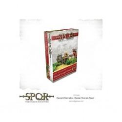 SPQR - Dacia & Sarmatia - Dacian Scorpio team