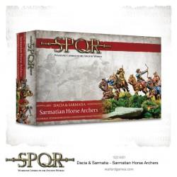SPQR - Dacia & Sarmatia - Sarmatian horse archers