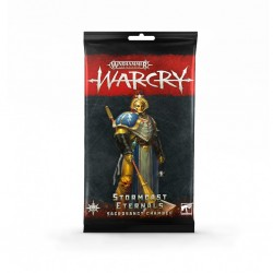 Warcry - Stormcast eternals sacrosanct chamber cards