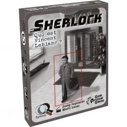 Sherlock - Q system - qui est vincent leblanc ?