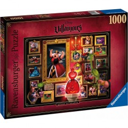 Villainous - Puzzle Reine de Coeur