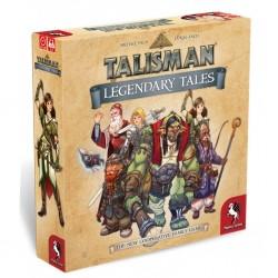 Talisman - Legendary Tales FR