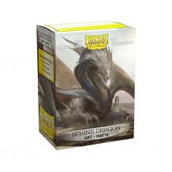 Dragon shield art - matte - sphinx dragon