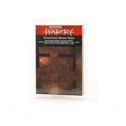 Warcry - pack de plateaux catacombes