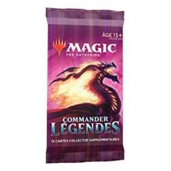 MTG - Commander legendes - Booster collector FR