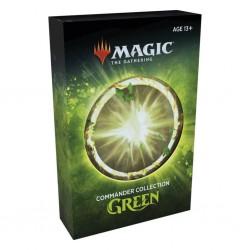 MTG - commander collection green - premium