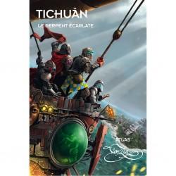 Venzia - Tichuan le serpent ecarlate