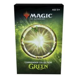 MTG - commander collection green - EN