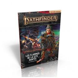 Pathfinder 2 - les flammes de la cite hantee - age des cendres 4/ 6