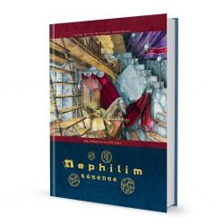 Nephilim legende - les veilleurs du lion vert + ecran