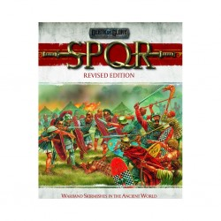 SPQR - rulebook revised edition - death or glory