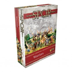 SPQR - germania - warriors