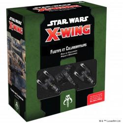 Star wars x-wing 2.0 - fugitifs et collaborateurs