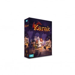 Karak FR IT SP EN GE