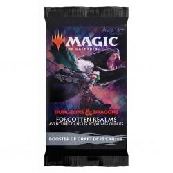 MTG - forgotten realms - booster de draft