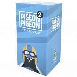 Pigeon pigeon - 2 - le retour du bluff