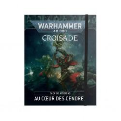 Warhammer 40K v9 - au coeur des cendres - pack de missions