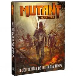 Mutant year zero - livre de base