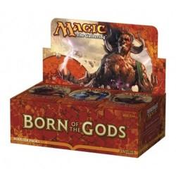 MAGIC BORN OF THE GODS