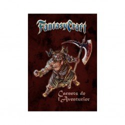 Fantasy Craft - Carnets De L'aventurier