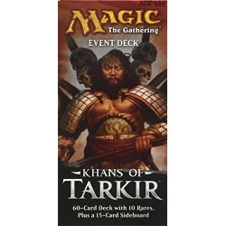MAGIC KHANS OF TARKIR EVENT DECK