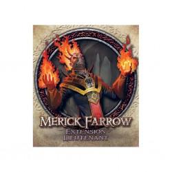• Descent (2e éd.) : Lieutenant Merick Farrow